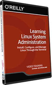 Learning Linux System Administration Page